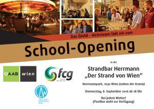 Schoolopening16